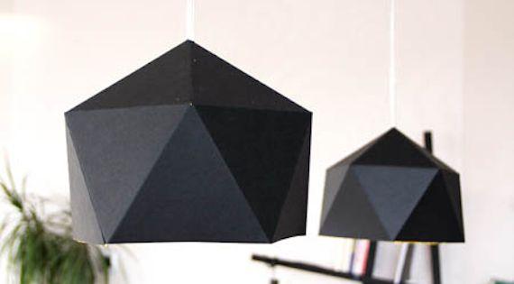 L mpara de papel origami lamp la factor a pl stica - La factoria plastica ...