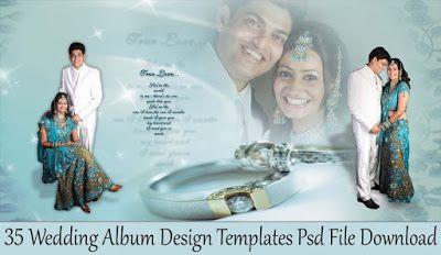 35 Wedding Album Design Templates Psd File Download Wedding Album Design Photo Album Design Wedding Album