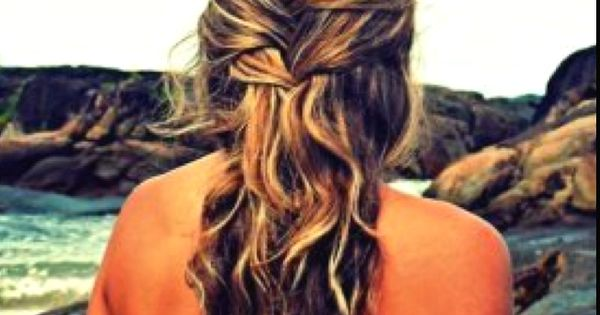 #beachhair summerlovin'