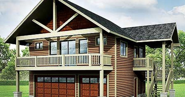 Plan 72768da Garage With Apartment And Vaulted Spaces Carriage House Plans Garage House Plans Carriage House Garage