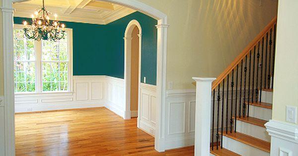 Wandverkleidungen Aus Holz Findet Man Haufig In Amerikanischen Landhausern Wandverkleidung Haus Hausbar