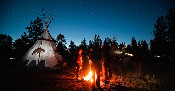 Experience a fun twist on camping at these unique campgrounds - Posted