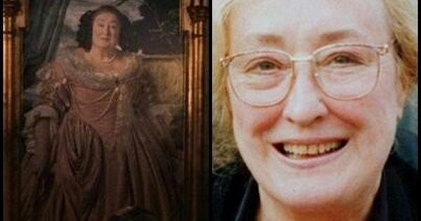 Dama Gorda Elizabeth Spriggs Buxton Reino Unido 18 De Septiembre De 1929 2 De Julio De 2008 Interpretacion En Harry Potter Y La Piedra Filosofal
