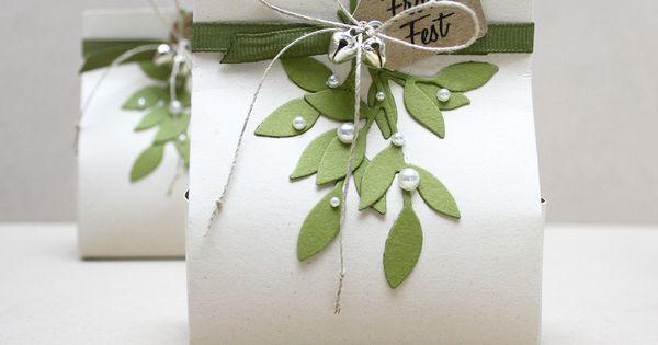 Ute's Scrapblog: Gift box template