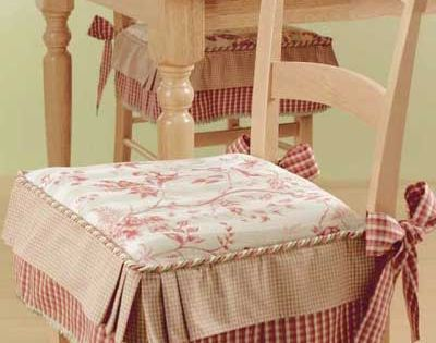 Chair Cushions Free Pattern DIY WITH FABRICS AND NEEDLEWORK Pinterest D