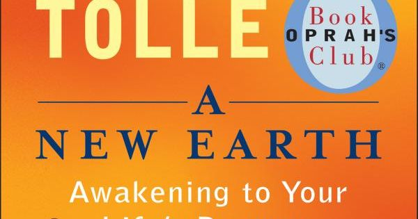 Db 60650 A New Earth By Eckhart Tolle Oprah S Book Club
