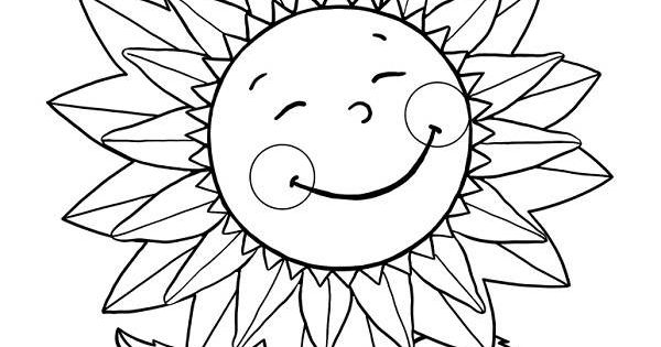end of summer coloring pages - photo#7