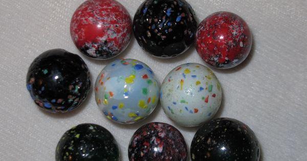 Vintage Glassware Collectibles Speckled Vintage