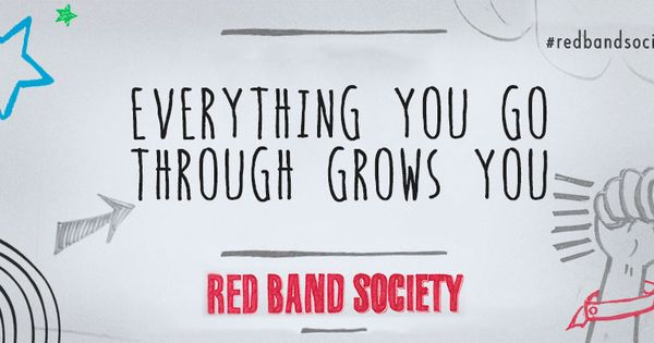 Charming Life Pattern 10 Things I Hate About You: Red Band Society Quote #RedBandSociety #quote Http