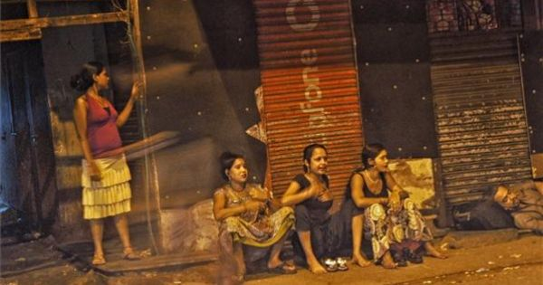 The Whores of Kamathipura Central Mumbai* This is from the ...