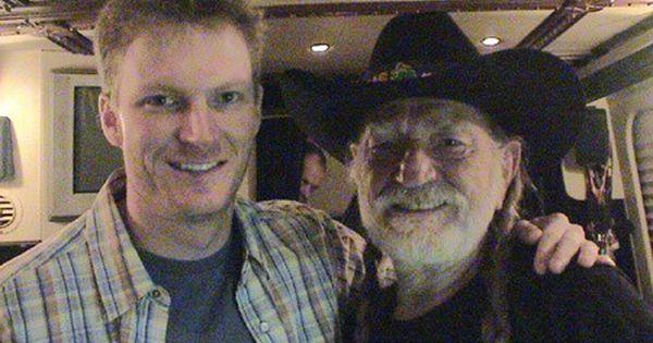 Dale Earnhardt Jr And Willie Nelson Earnhardt Jr Dale Jr Dale