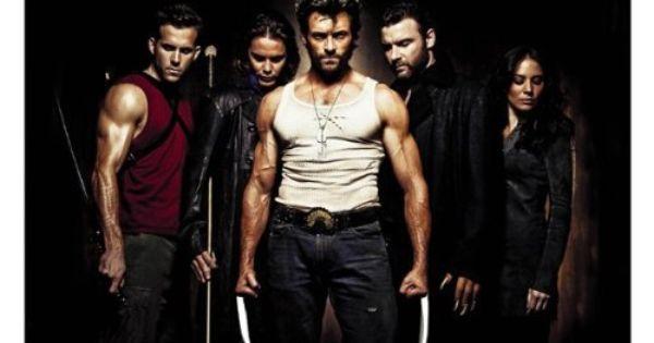 Wolverine Origins X Men Superhero Cast 11x17 Hugh Jackman Liev Schreiber Movie Print Poster Limited Hig Wolverine Movie Wolverine Poster Wolverine Hugh Jackman