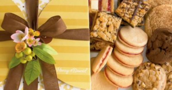 Mt. Baker Gift Box : Cookies & Sweets : Bakery Gifts | Harry ...