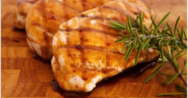 Orange chicken, Chicken breasts and Orange on Pinterest