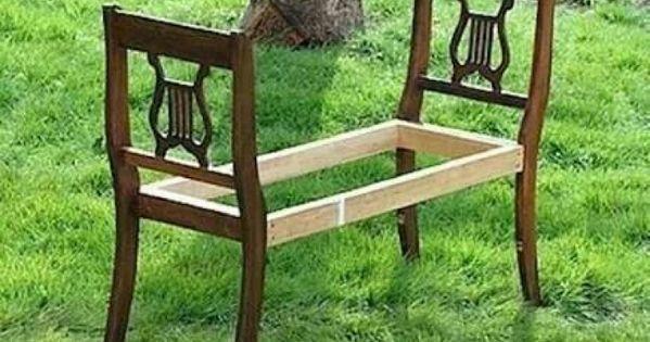34 nouvelles id es de recyclage ou comment faire du neuf avec du plus ancien jardin. Black Bedroom Furniture Sets. Home Design Ideas