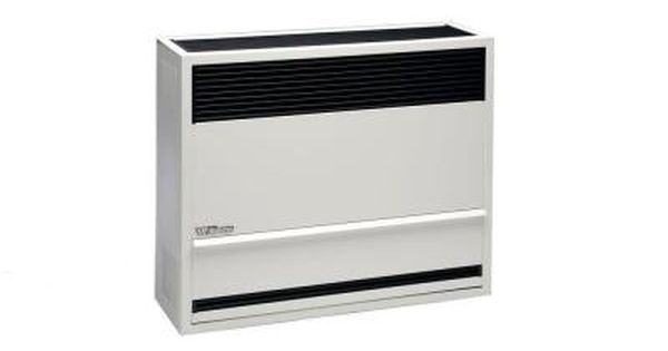 Williams 30 000 Btu Hr Direct Vent Furnace Natural Gas With Wall