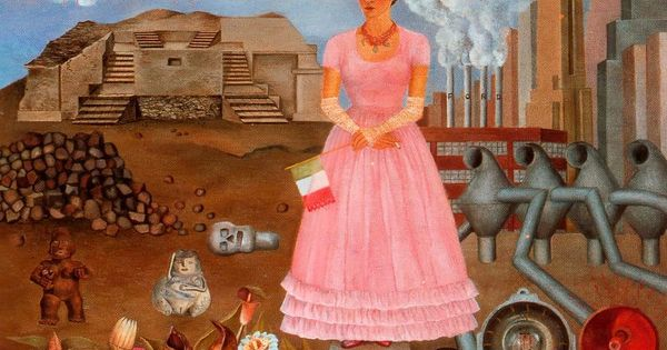 quot autoportrait 224 la fronti 232 re entre le mexique et les etats unis frida kahlo quot hida programme