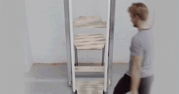 Will This Manually Powered Elevator Replace Stairs One Day Replace Stairs Elevation Stairs
