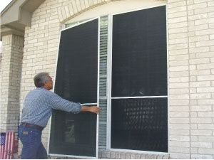 Pros And Cons Of Solar Screens Solar Screens Solar Shades Windows Solar Screens Window