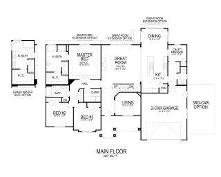 Jacqueline Bonus Arive Homes House Plans Floor Plans How To Plan