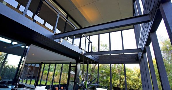 Modern Waterfront Home Timber Design In Australia Contemporary House Design Beach House Floor Plans House Design
