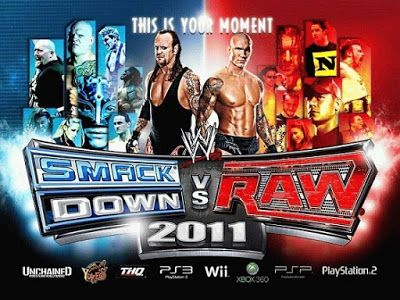psp games free download wwe smackdown vs raw 2011