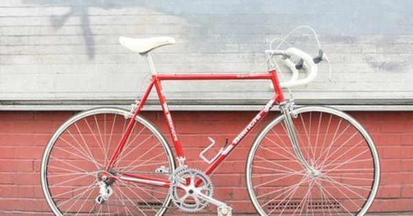 Vintage Road Bike Bianchi Rekord 841 S Road Bike Vintage Bike Ride Bike Riding Benefits