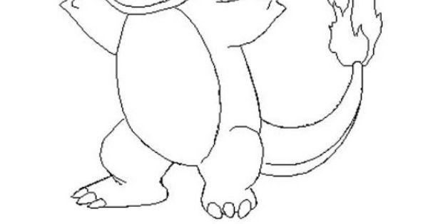 Pokemon Bulbasaur Para Colorear: Dibujos De Pokemon Para Imprimir Y Colorear