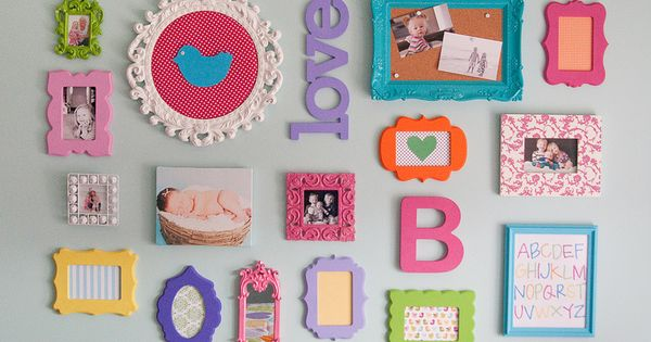 Affordable Kids' Room Decorating Ideas. future big girl room