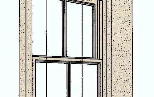 Tipos de cortinas visillos y estores como tomar medidas - Medidas de estores ...