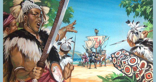 Angus McBride - Portugueses en Oceanía | Ilustración ...
