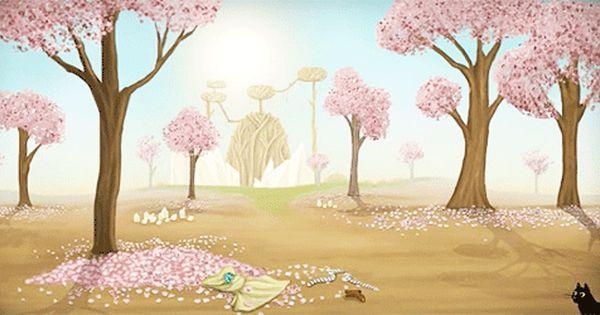 I Ll Make Flowers Bloom Little Misfortune Animal Crossing Game Interesting Art