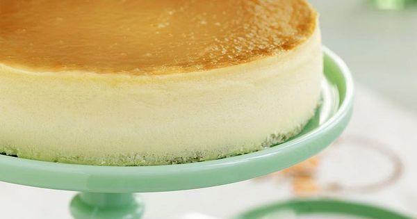 ... Authentic New York cheesecake | Recipe | Cheesecake, New York and York