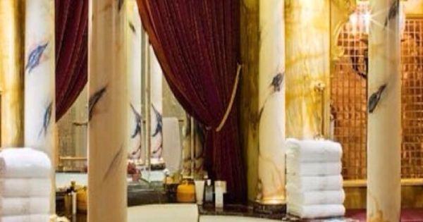 Piedra y columnas master bedroom jacuzzi pinterest - Columnas decoracion interiores ...