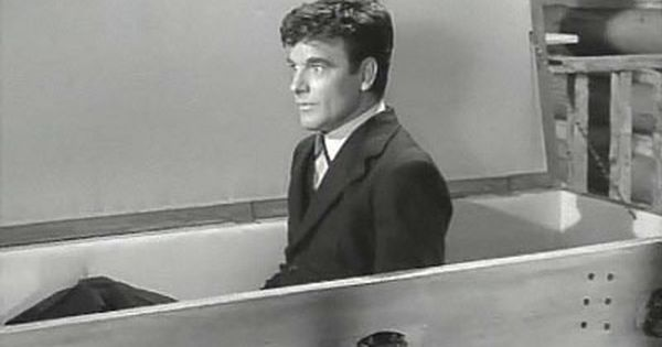 """James Best, who went on to play Roscoe P. Coltrane on """"The ..."""