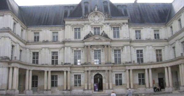 La Coupole De Francois Mansart Chateau De Blois Germain