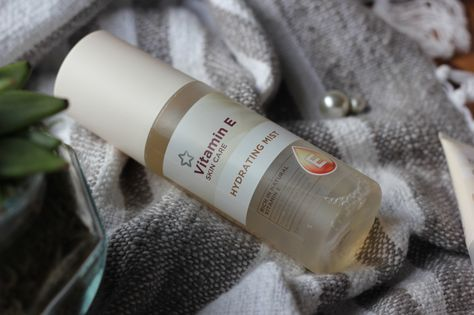 Superdrug Vitamin E Hydrating Mist Review Hydrating Mist Superdrug Cruelty Free Skin Care