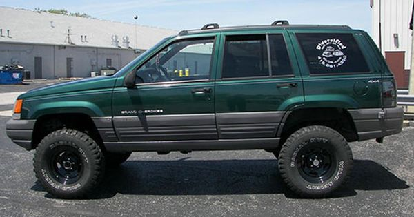 93 98 Jeep Grand Cherokee Zj Zone Lifts Deals Rockridge 4wd Jeep Cherokee Jeep Zj Jeep Grand Cherokee