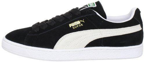 Old School Puma suede sneakers