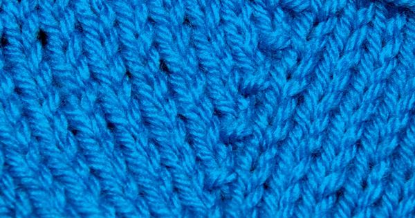 Knit Increase Stitch Invisible : Knit Front and Back Increase (KFB) Knitting - Techniques & Stitch Patte...