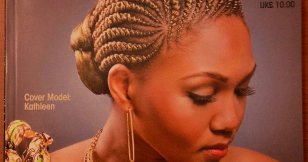 Braided Hairstyles For African Americans African