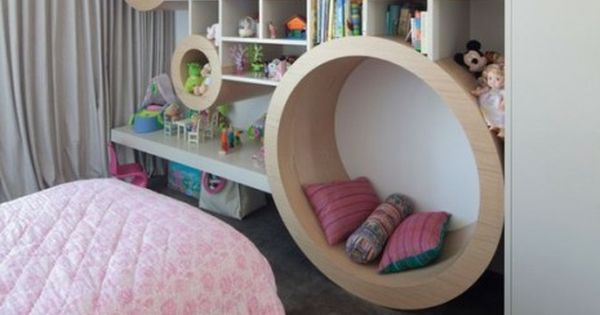 Love the circular reading nook toddler rooms play spaces pinterest beautiful nooks and - Kinderkamer arrangement ...