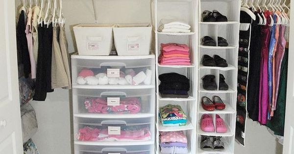 They Wanted More Closet Storage Without Remodeling See What They Did Instead Organizing
