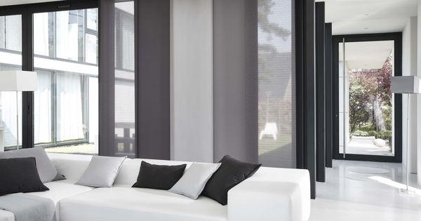 ambiance panneau japonais motif vibrato et qualit s berlin accessoires tissus heytens. Black Bedroom Furniture Sets. Home Design Ideas