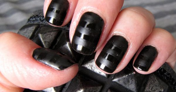 Shellac Nail Designs | Fall Nail Trends to try this Fall 2012