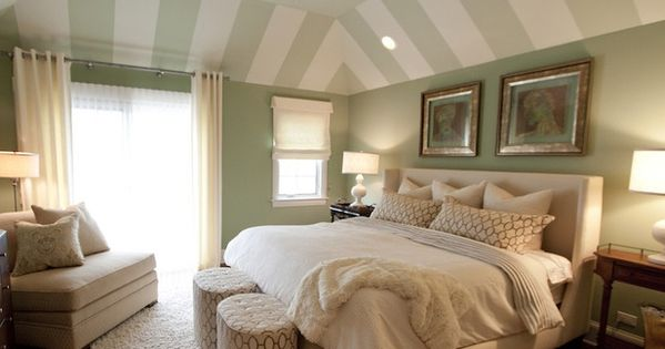 Top 10 Bedroom Design Styles : Rooms : Home & Garden Television