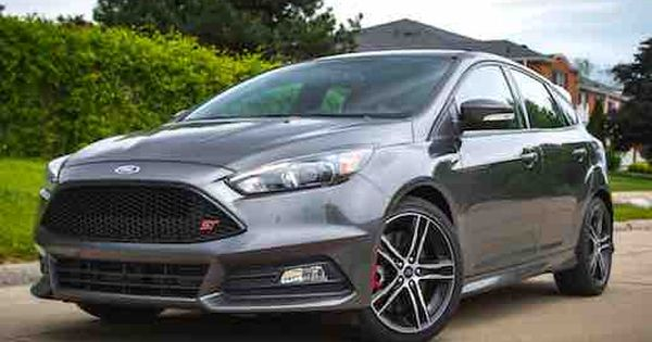 2018 Ford Focus St Specs 2018 Ford Focus St Release Date 2018