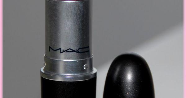 Mac angle lipstick