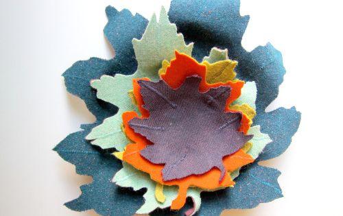 DIY Fabric Leaf Bowls by goinghometoroost DIY Leaf_Bowls goinghometoroost @Maija Jane