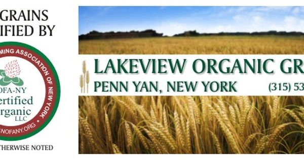 Lakeview Organic Grain Source For Bulk Organic Grain Seed Lake View Organic Grains